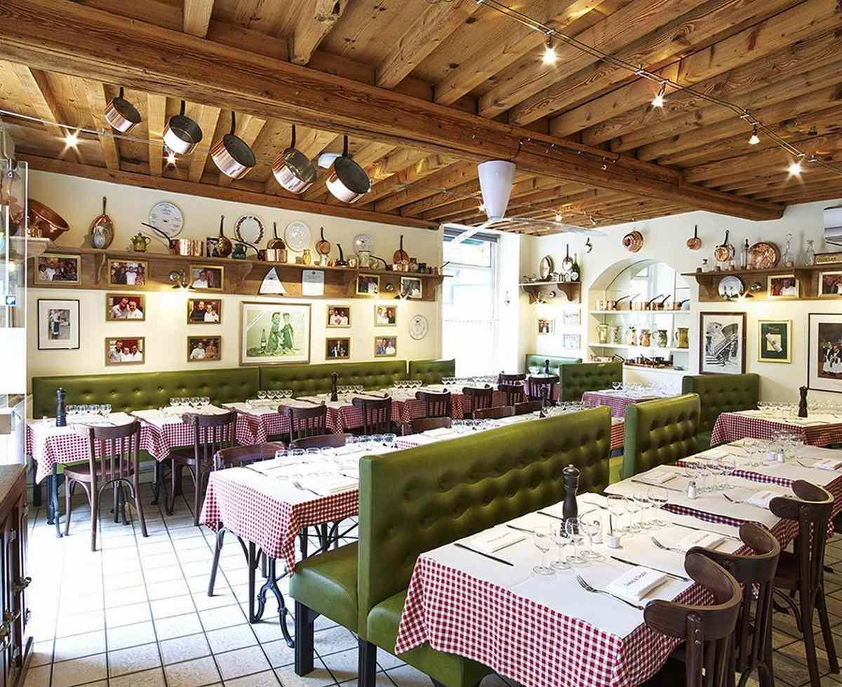 Daniel et Denise is among the best restaurants in Lyon, France