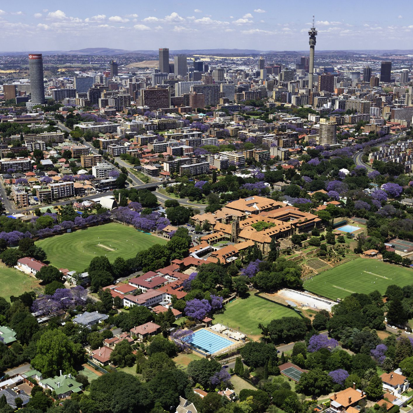 The Best Time to Visit Johannesburg