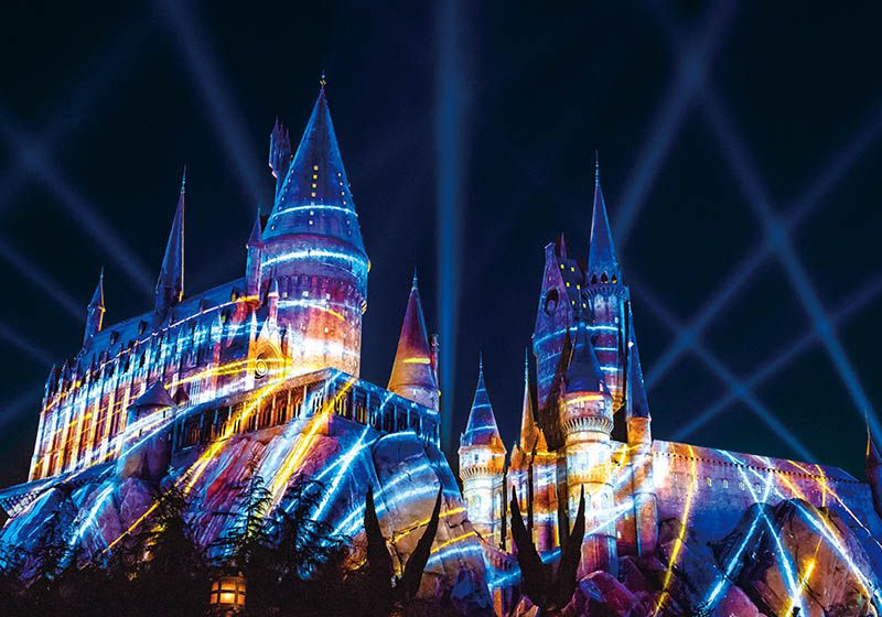 wizarding world of harry potter osaka