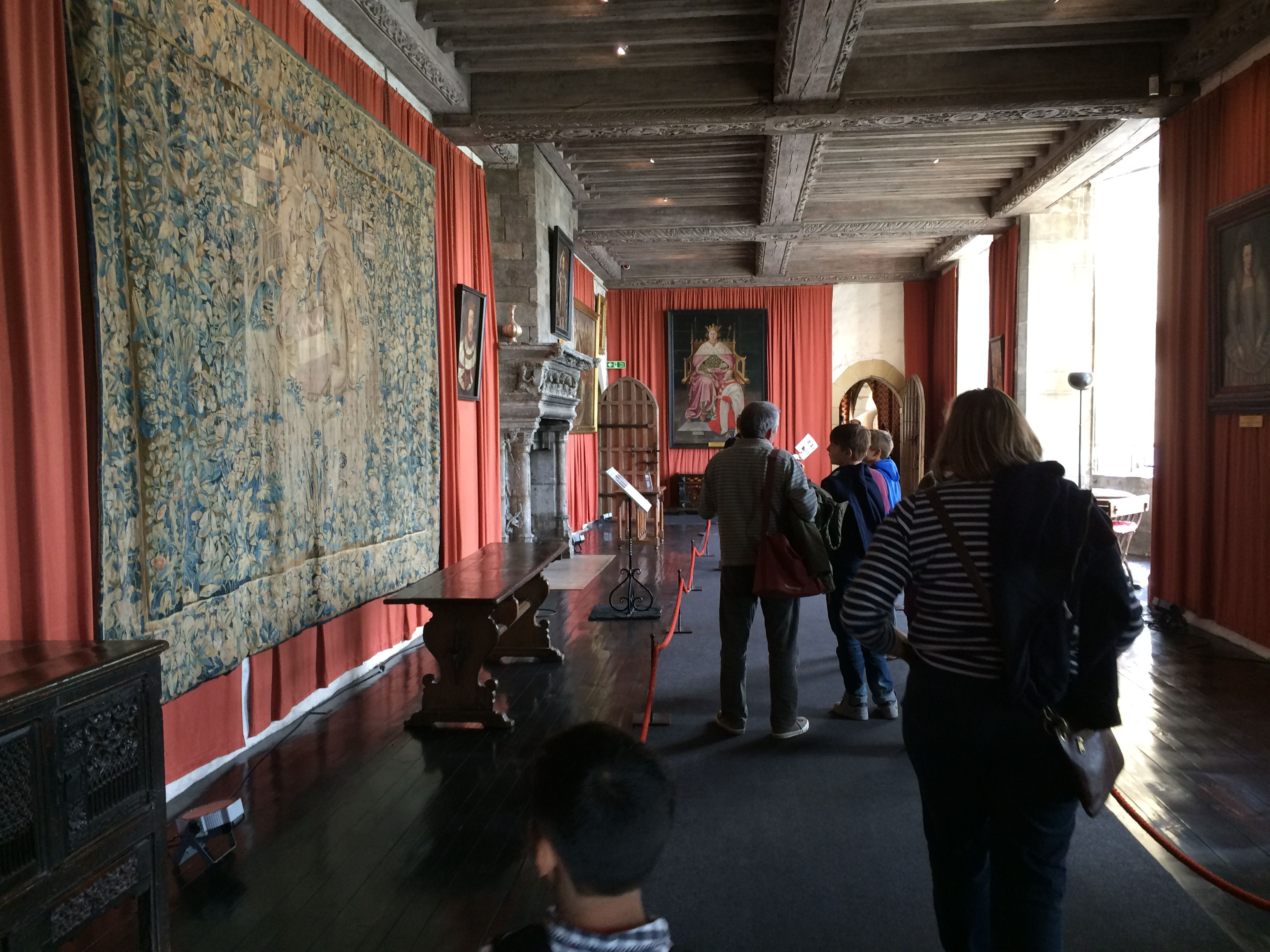 Henry VIII's Banqueting Hall