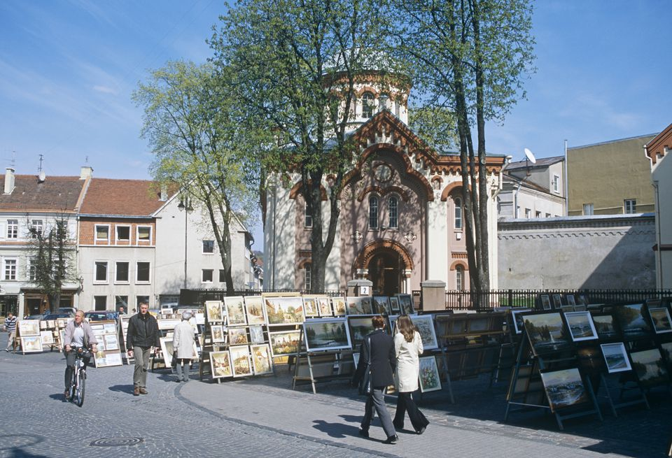 Lithuanian markets