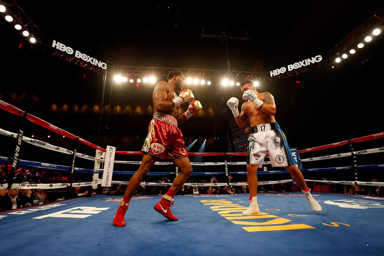 MGM National Harbor boxing