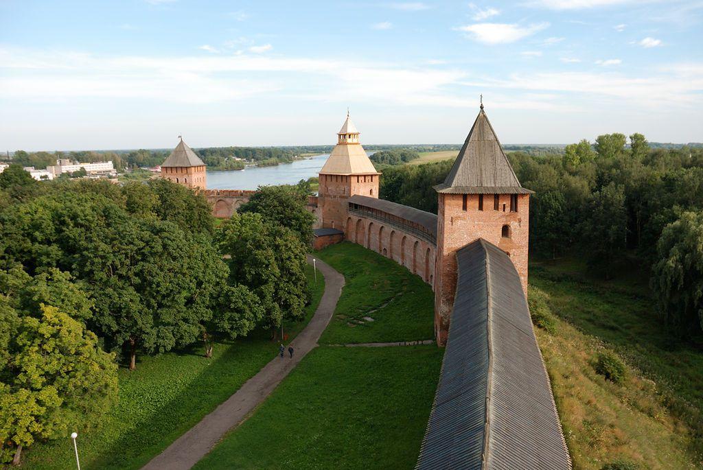 Kremlin de Veliky Novgorod