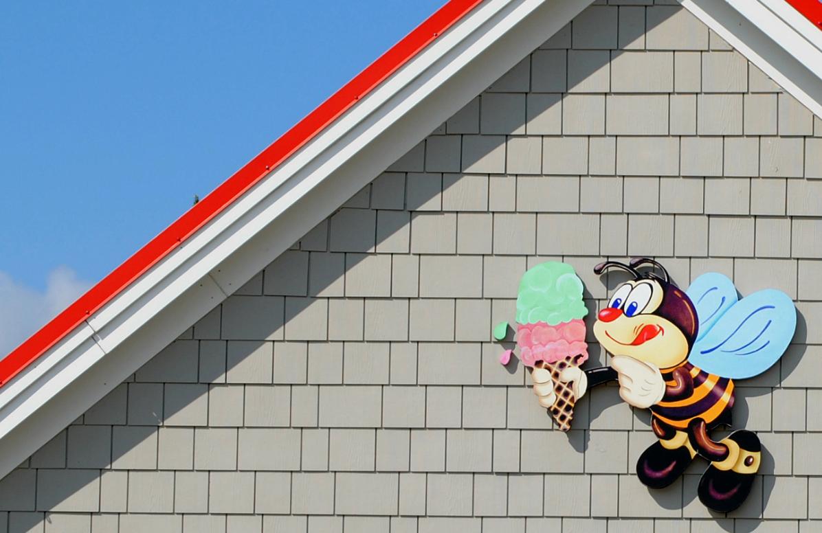 Honey Hut Ice Cream