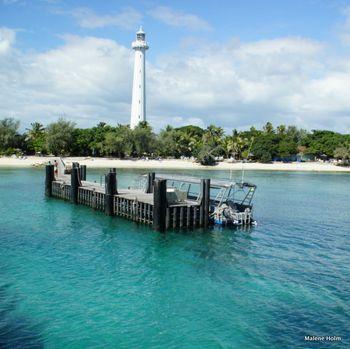 Amedee Lighthouse New Caledonia