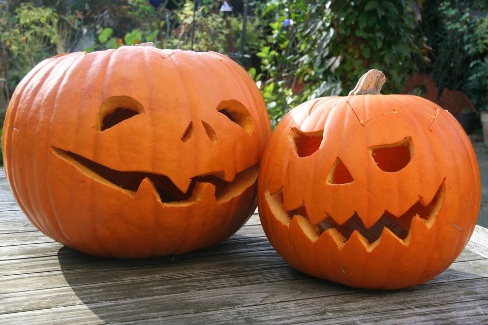 Free Pumpkin Carving Patterns