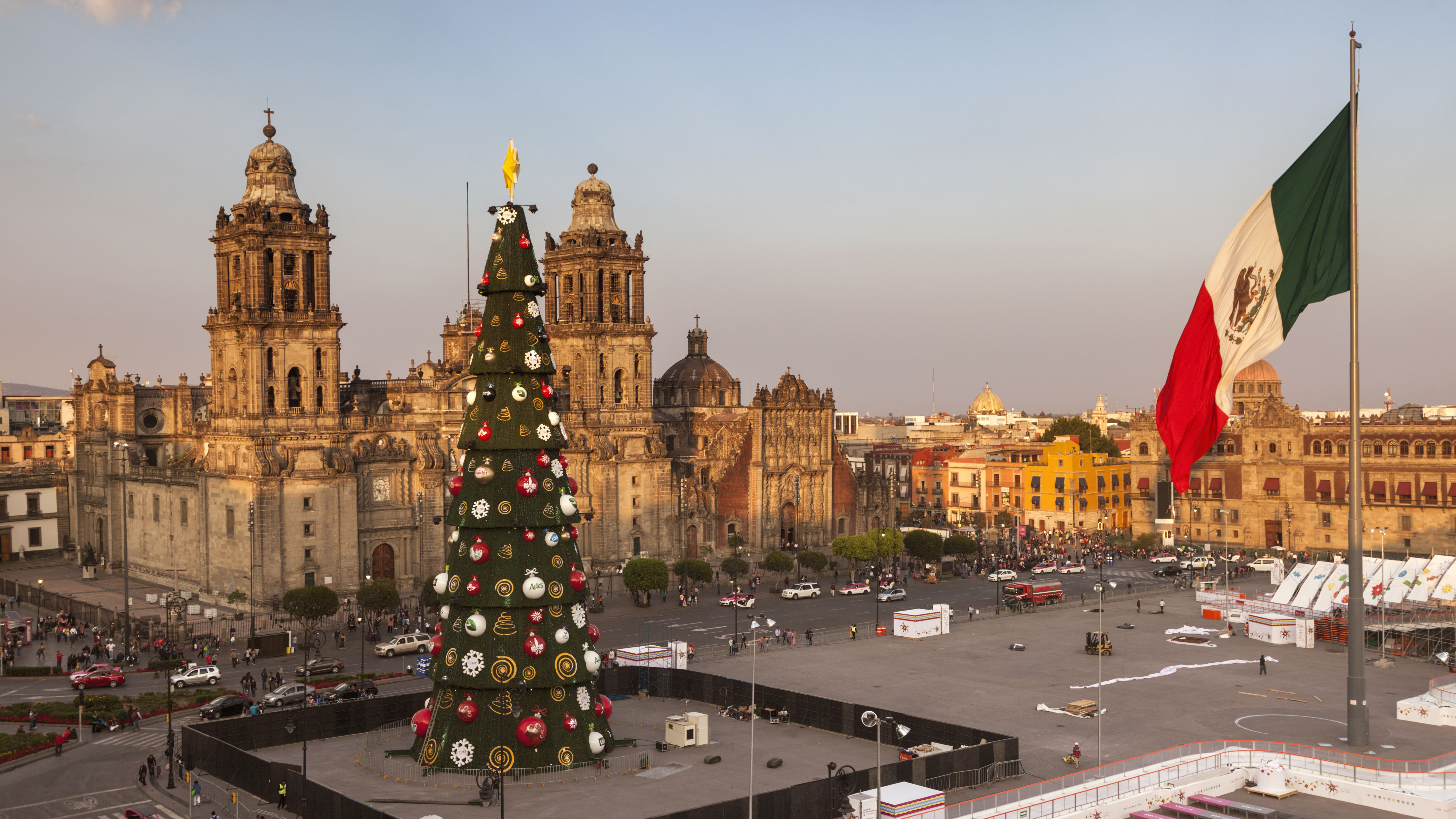 Christmas In Mexico.Mexican Christmas Traditions