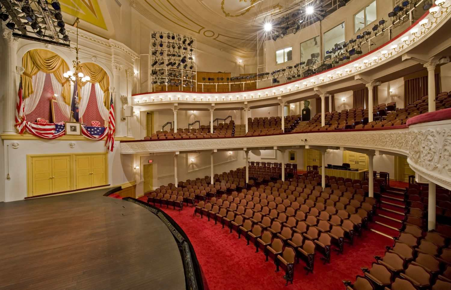 ford's theater DC