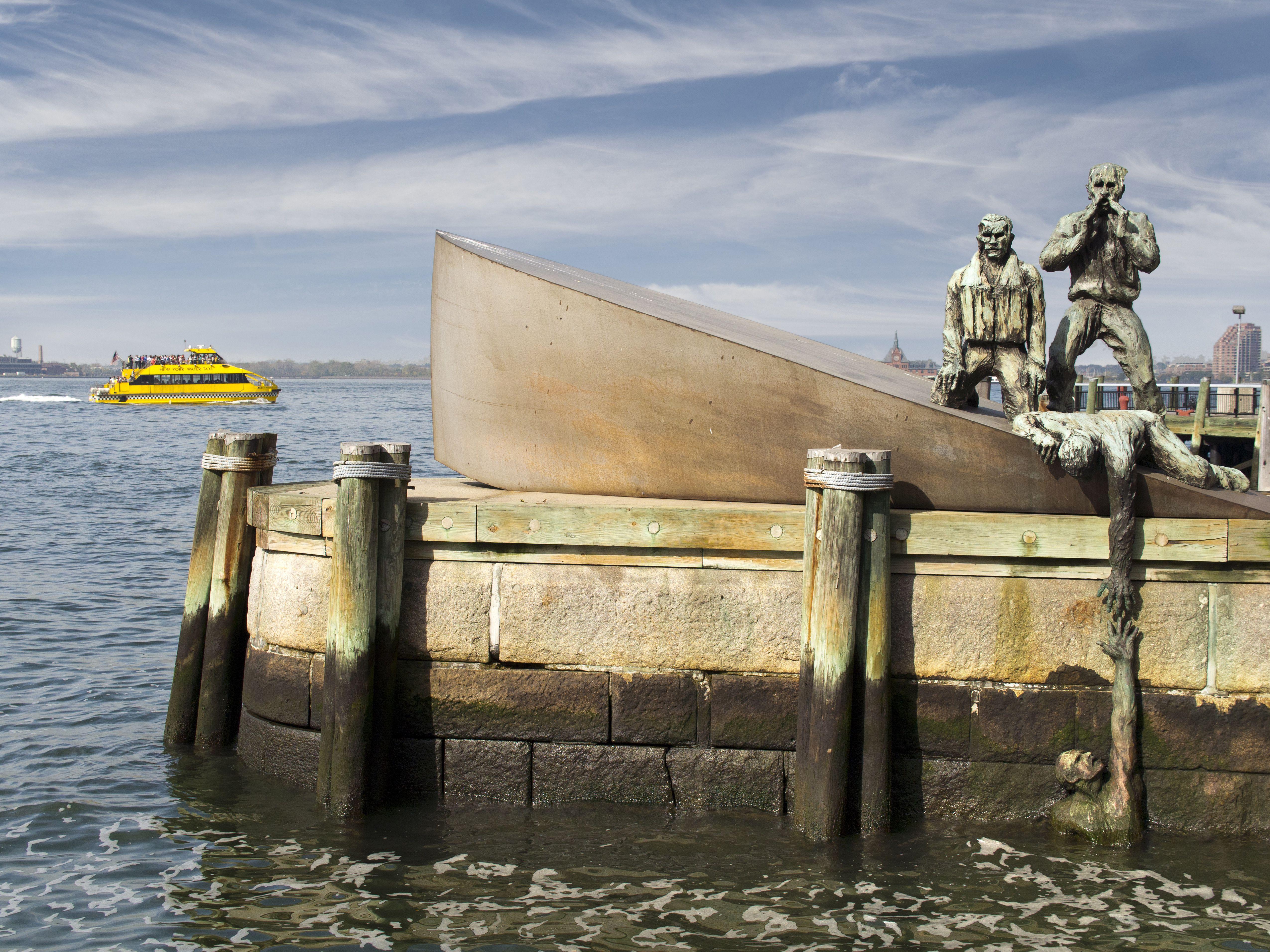 american merchant mariner's memorial