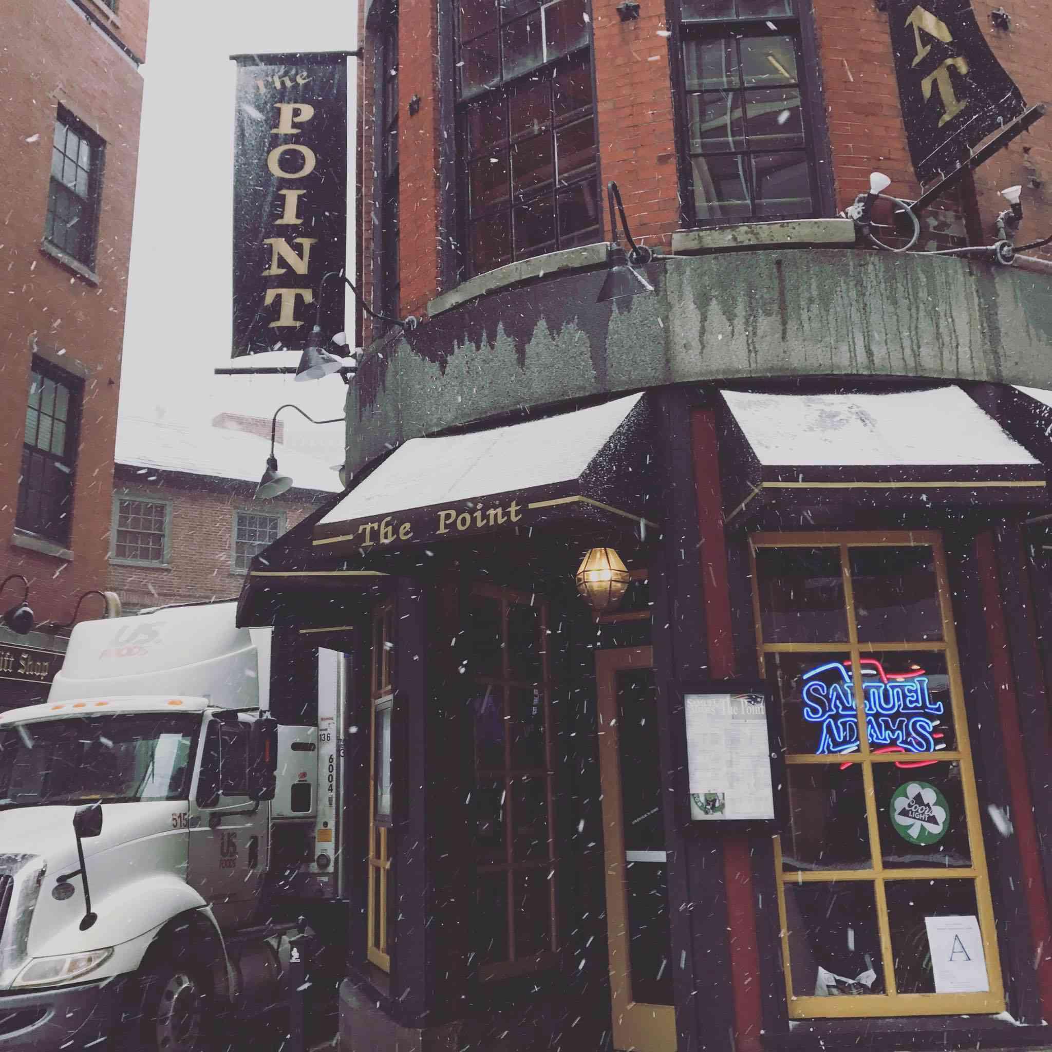 The Point Boston