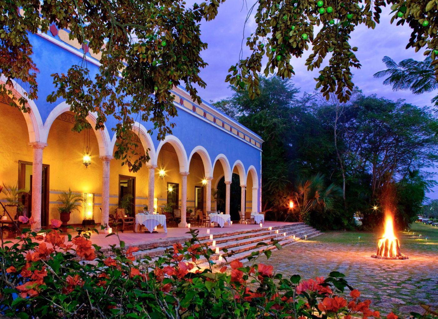 Experience Colonial Mexico In Luxury Haciendas