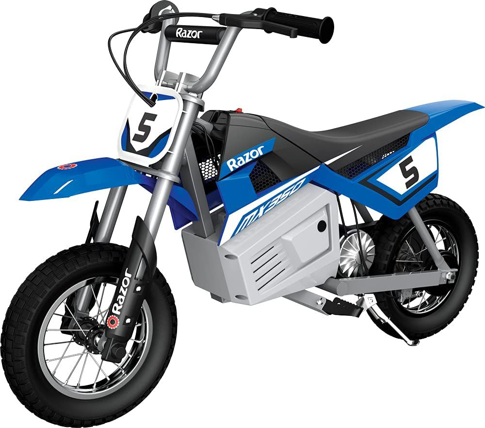 Razor MX350 Dirt Rocket Electric Motocross Off-Road Bike