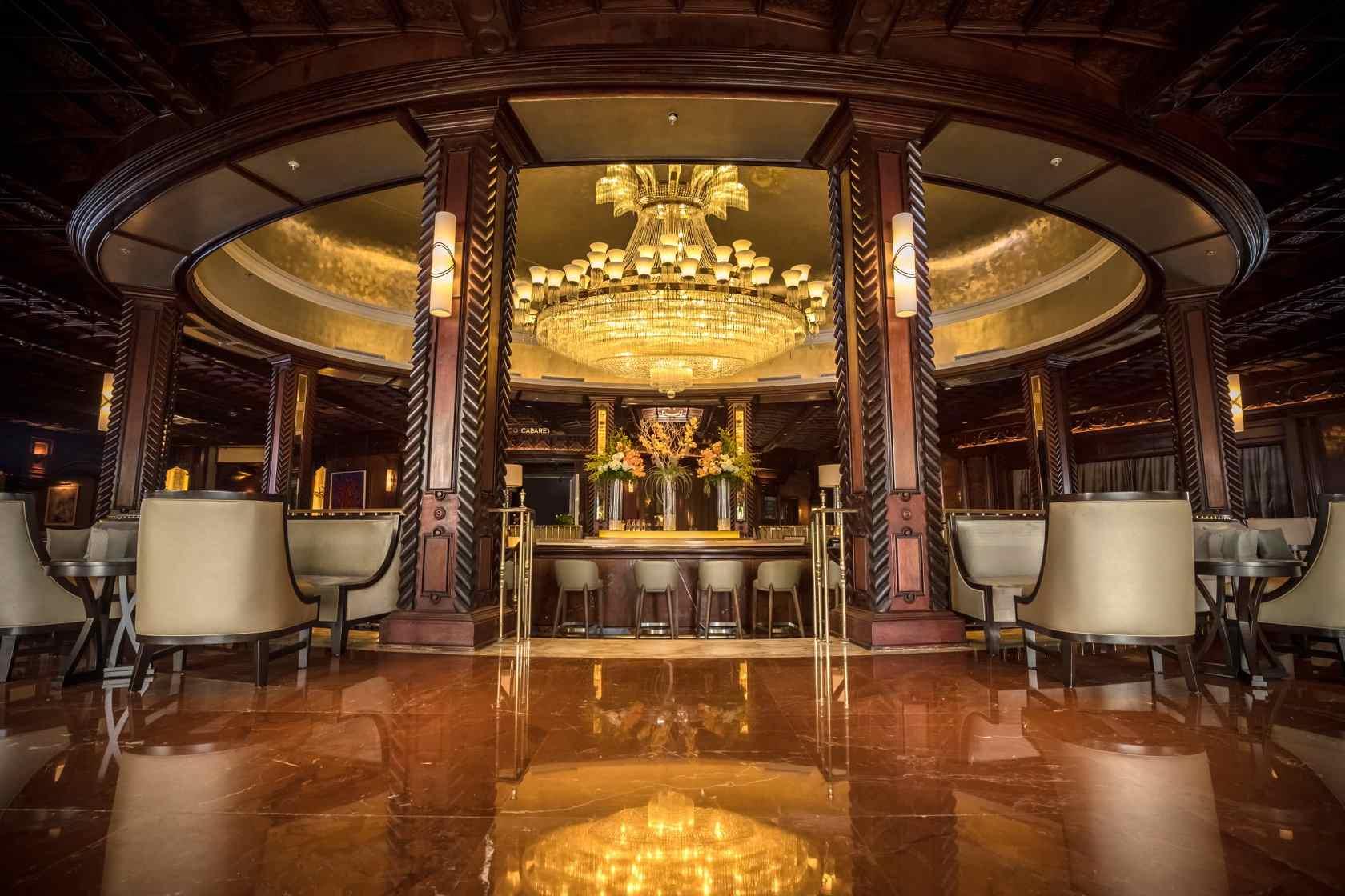 El San Juan Hotel Lobby Bar