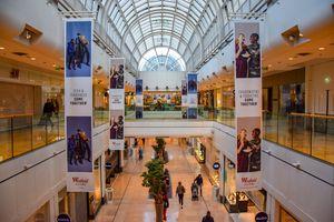 Les Quatre Temps Shopping Center in Paris