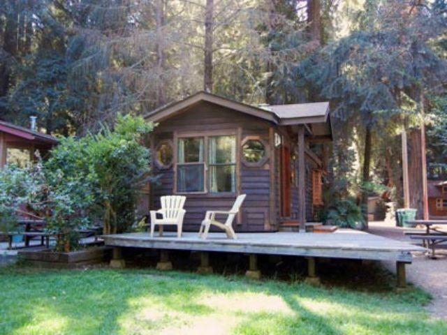 Big Sur Campground & Cabins