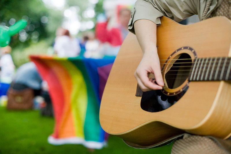 Gay Pride Festival Belfast