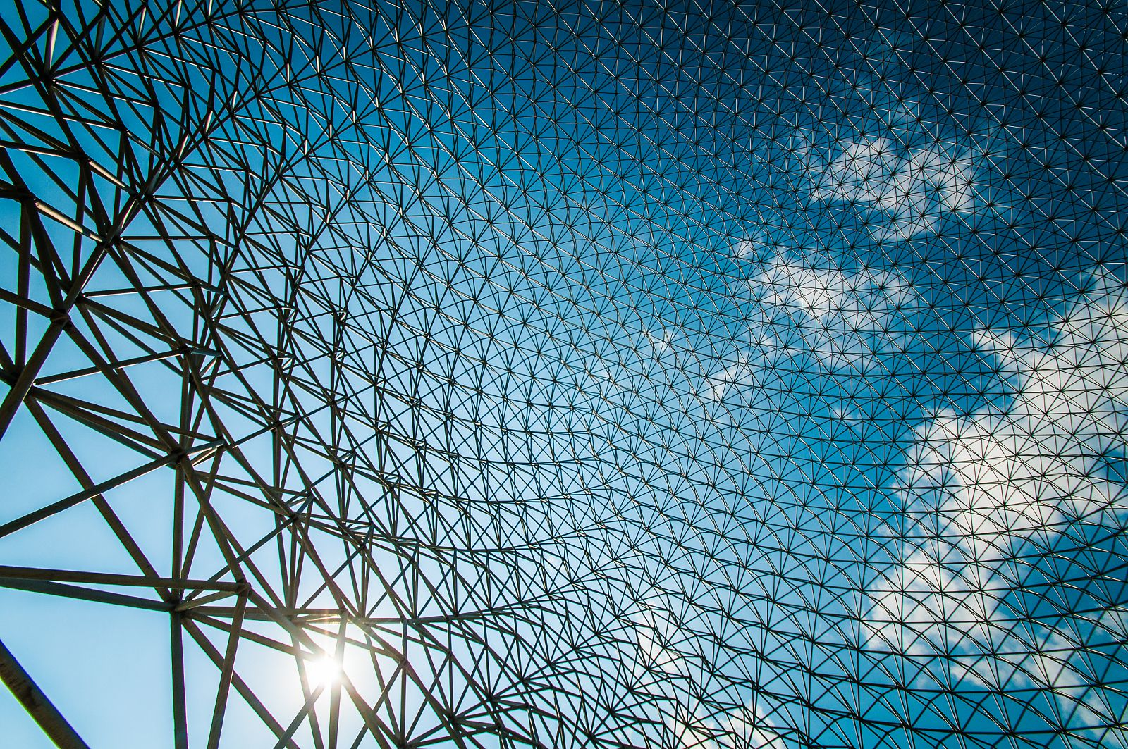 Usa Auto Insurance >> The Montreal Biosphere - Buckminster Fuller's Geodesic Dome