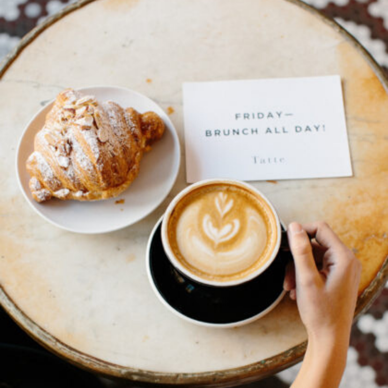 These Are Our Favorite Coffee Shops in Boston