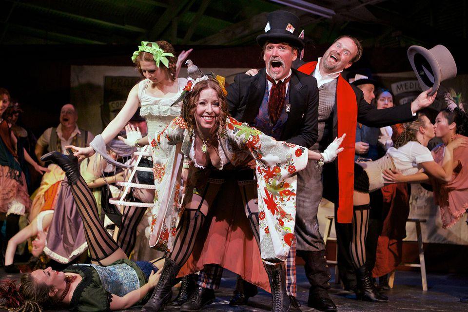 San Francisco's Dickens Fair Kicks off in November