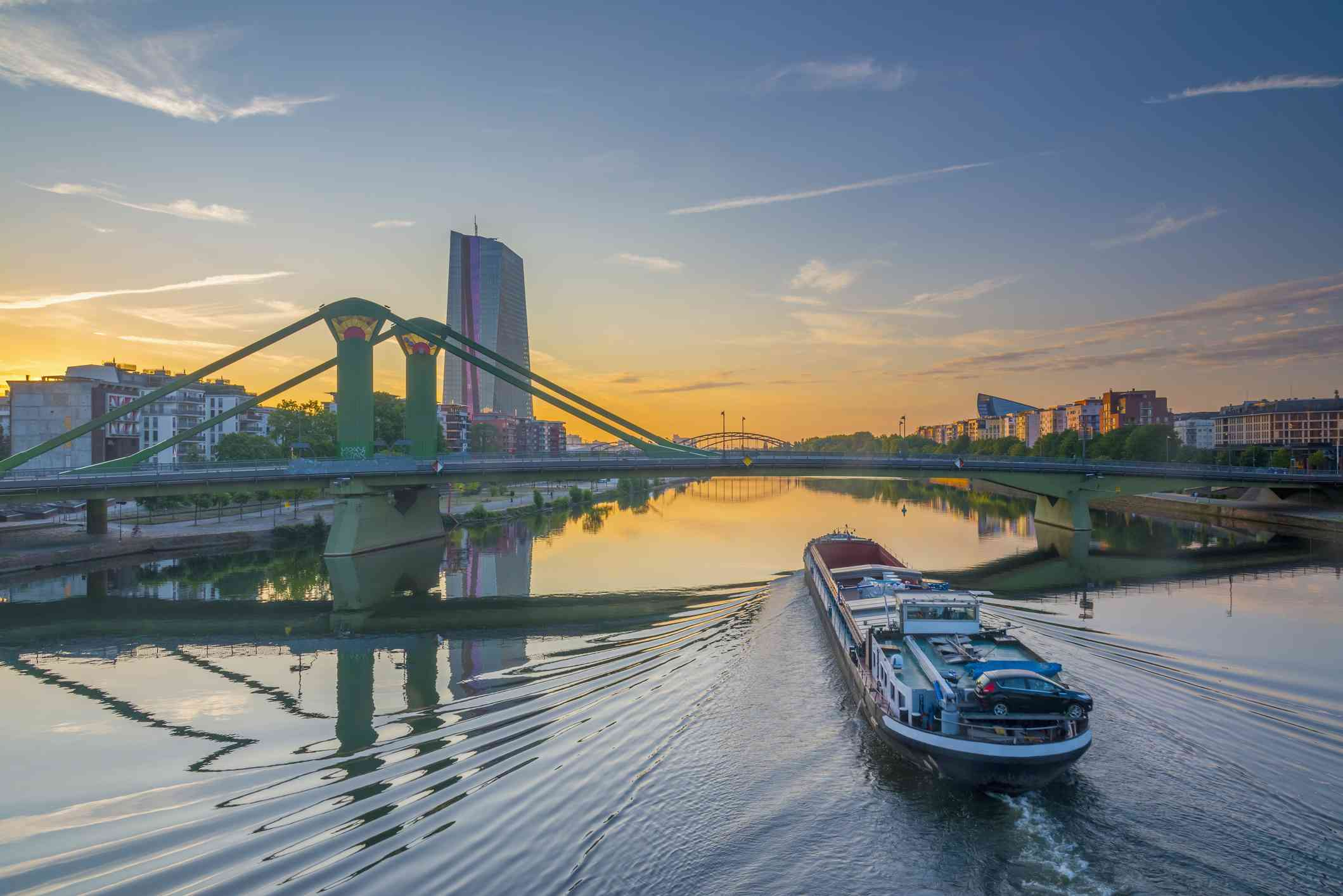 Ostend Frankfurt