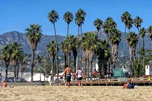 Santa Barbara Waterfront View