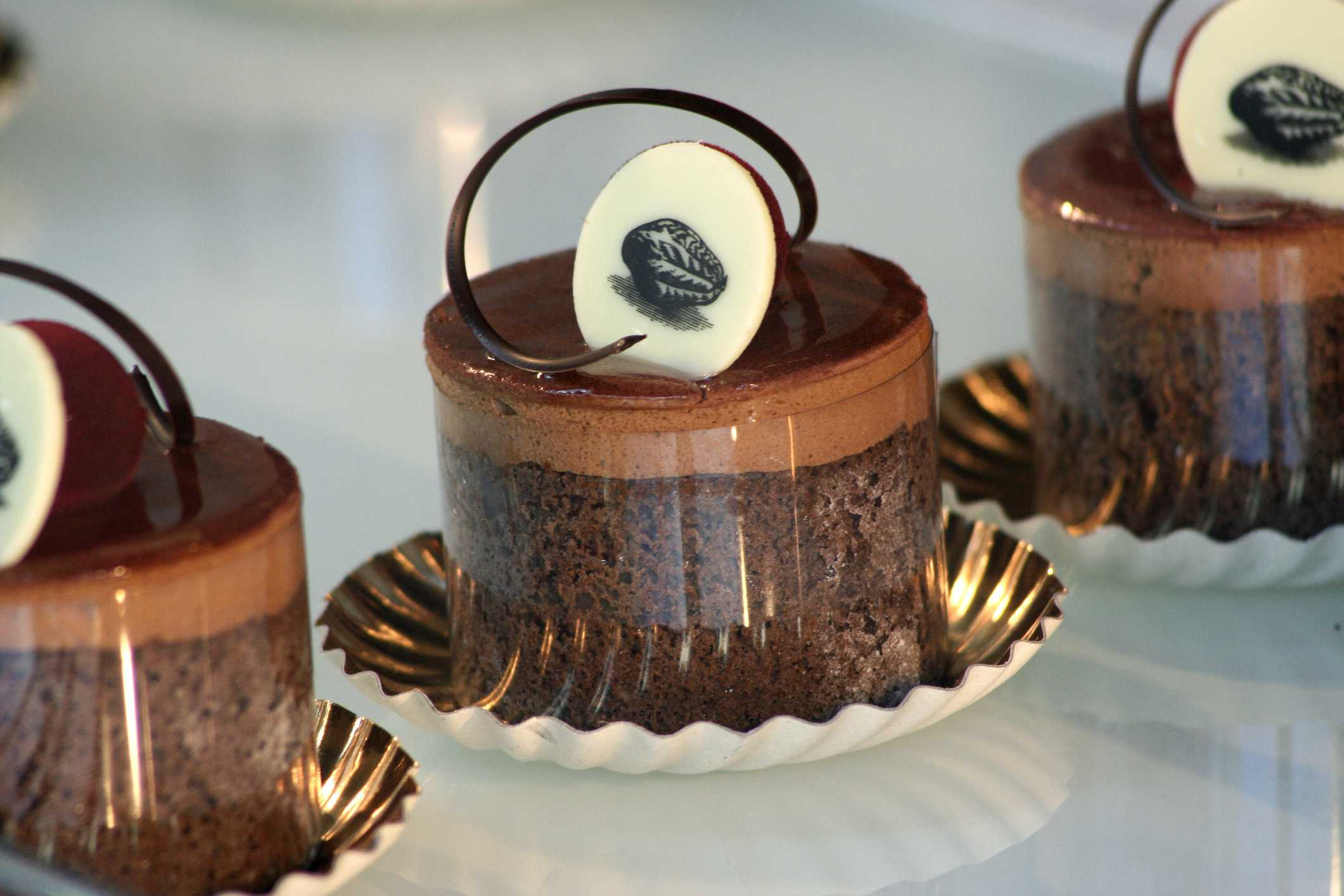 Chocolates de Pierre Marcolinio