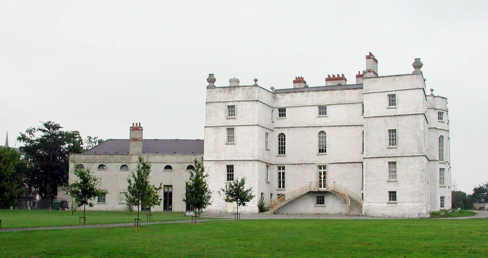 Rathfarnham Castle Irish Heritage Site