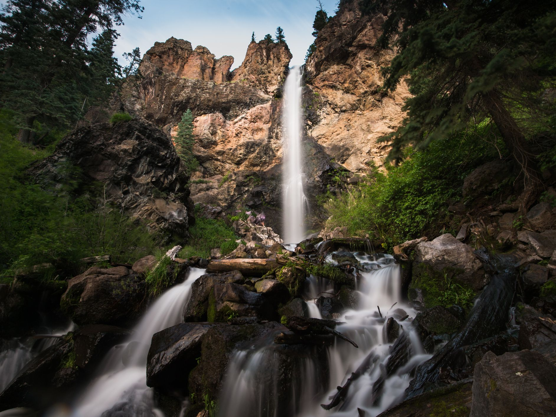 Colorado's Top 5 Waterfall Hikes