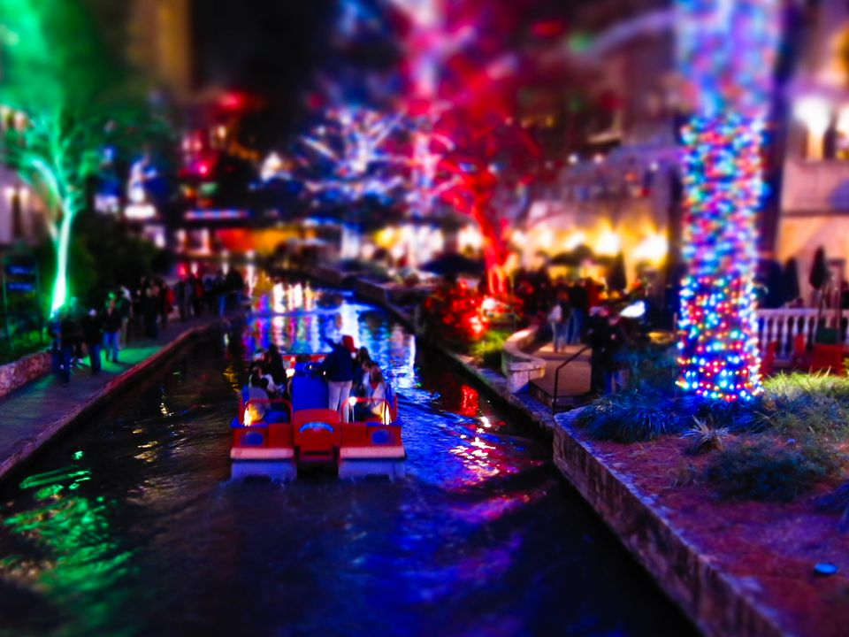 Luces de San Antonio Riverwalk