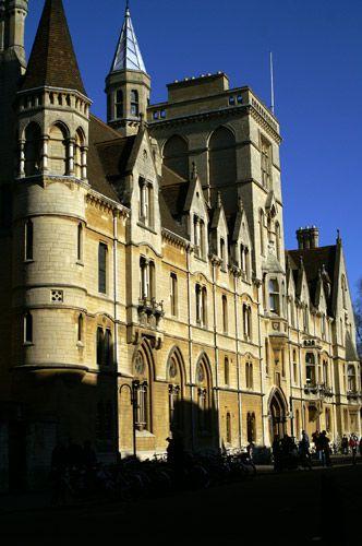Balliol College, Oxford University
