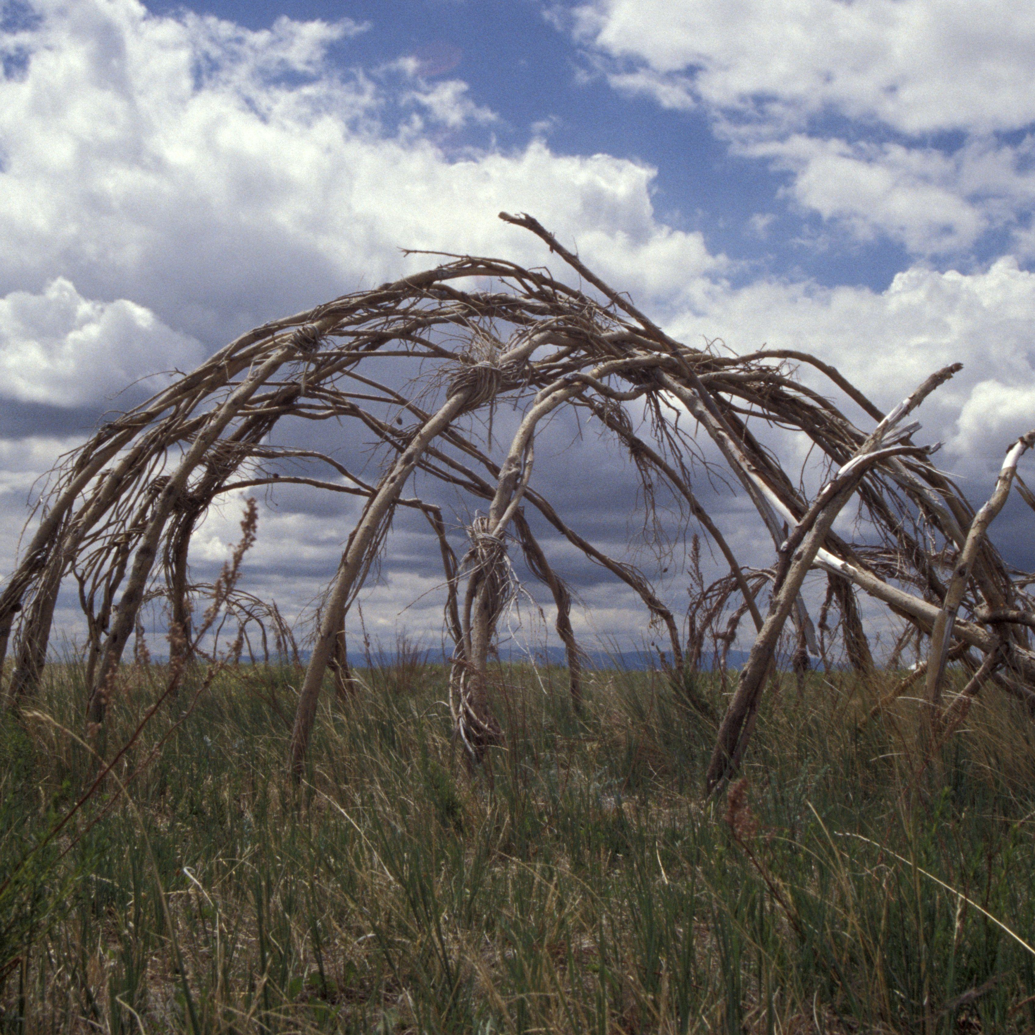 Native American Sweat Lodges