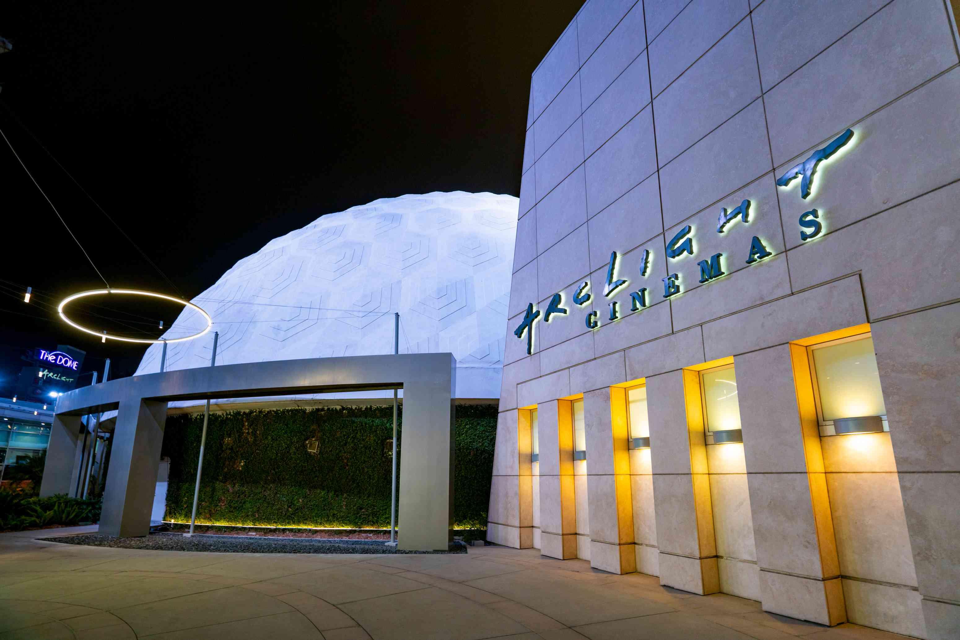 ArcLight Cinemas Los Angeles