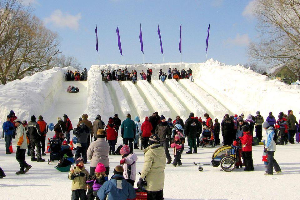 Winterlude, Ottawa