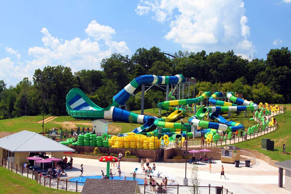 Holiday World Splashin Safari water park