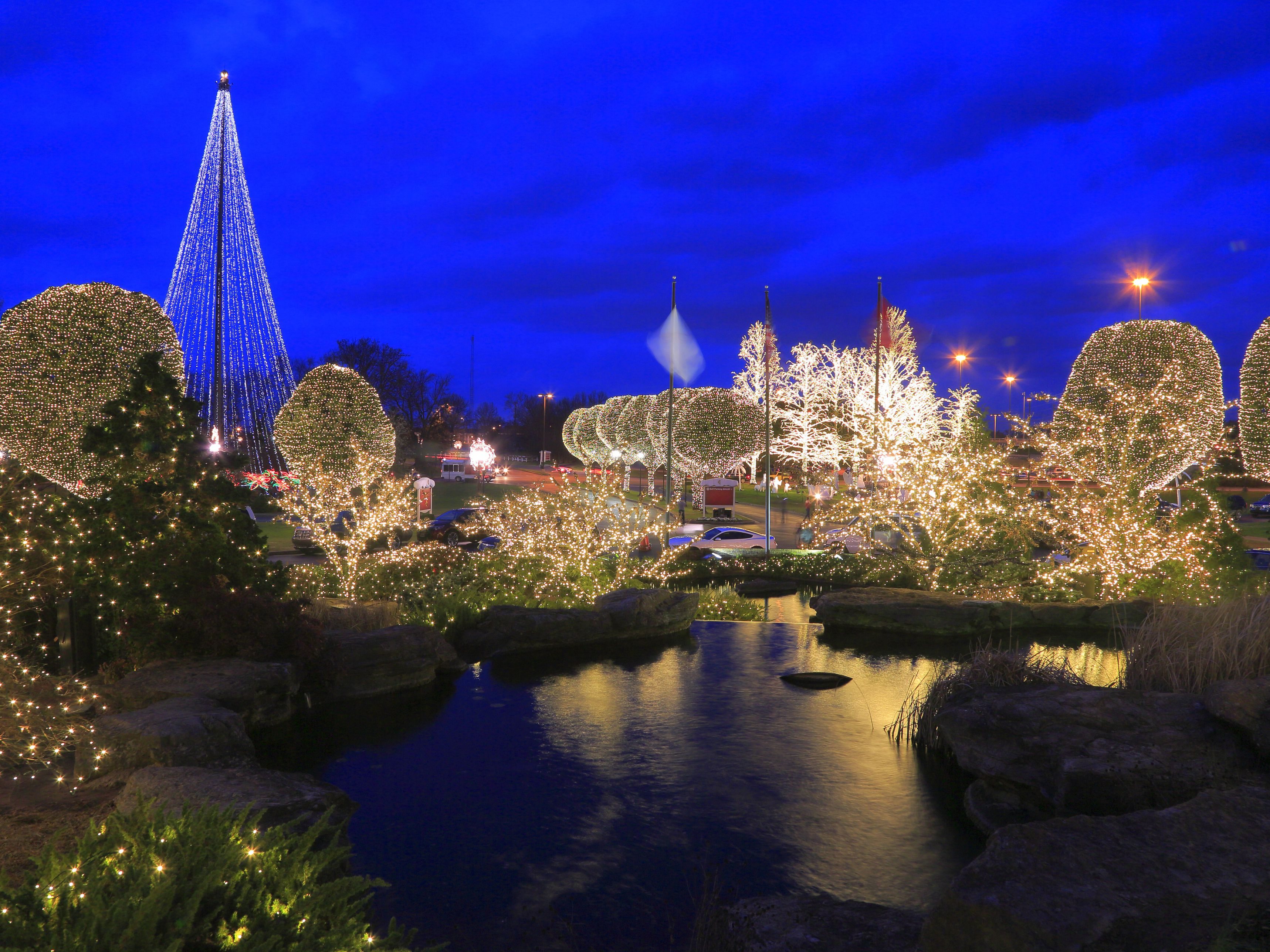 Things To Do For Christmas In Nashville