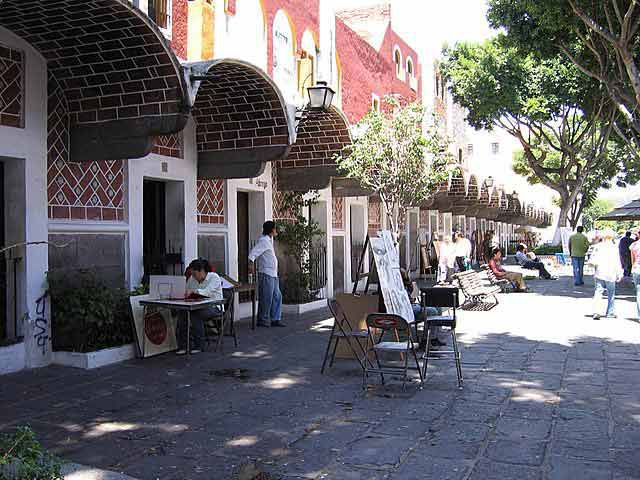 Barrio del Artista
