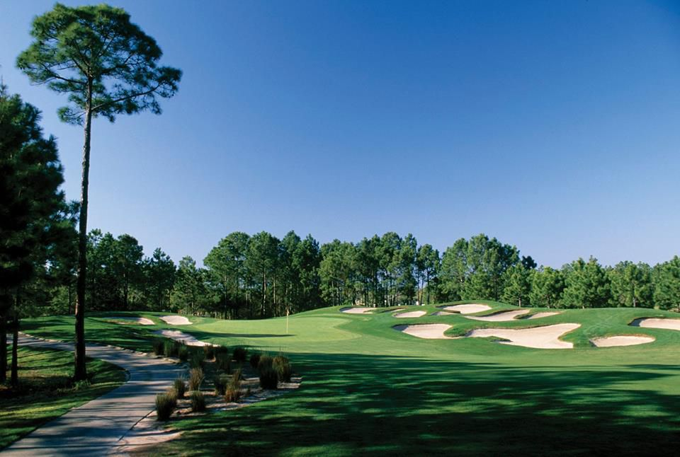 One of four courses at Sandestin Golf Courses