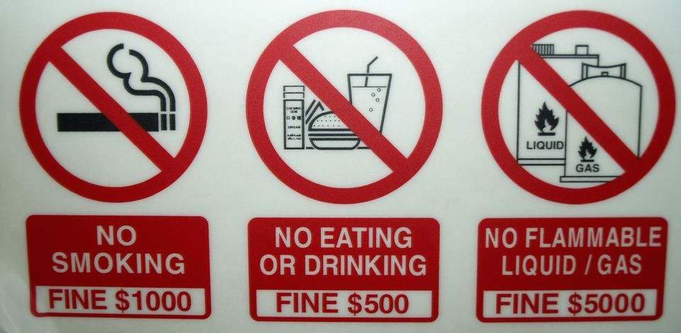 Rules in Singapore