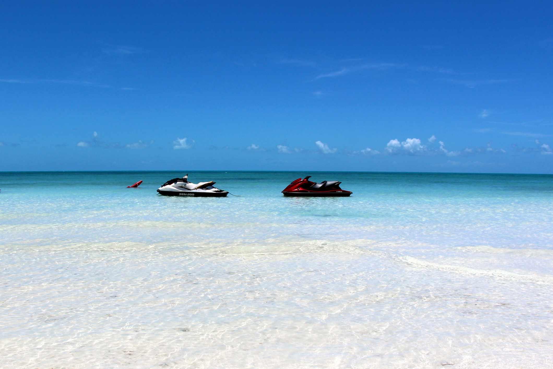 Jet Skis, Providenciales, Turks & Caicos