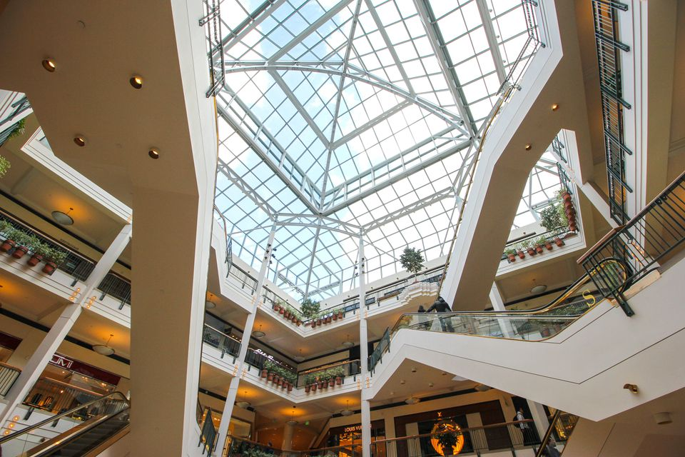 Where Can I Find Shopping Malls in Portland Oregon? on