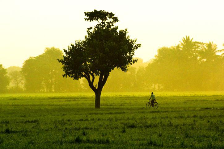 Bangalore bike.