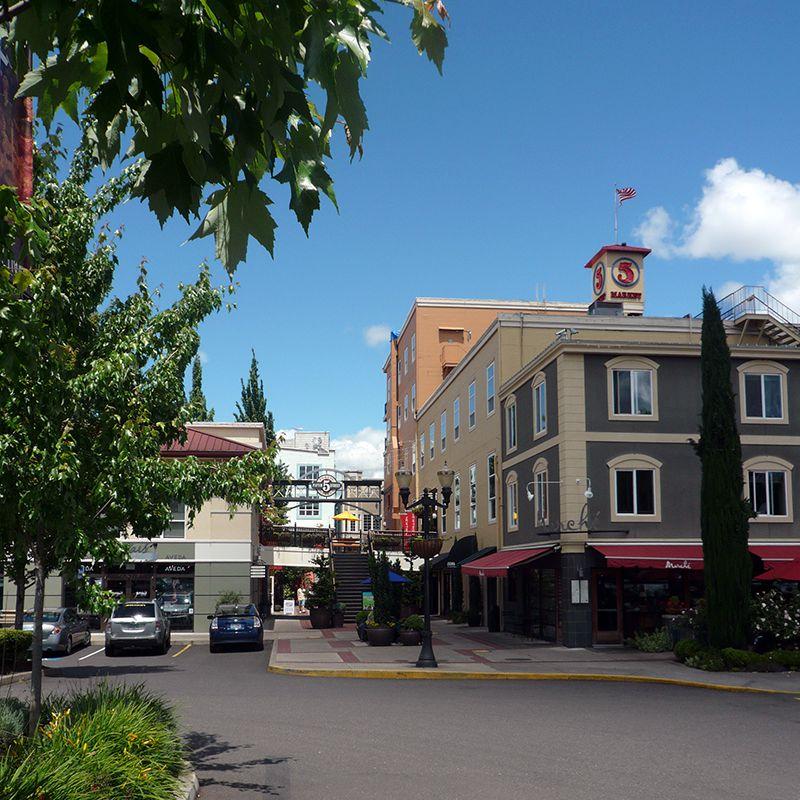 Fifth Street Public Market in Eugene Oregon (Angela M. Brown)