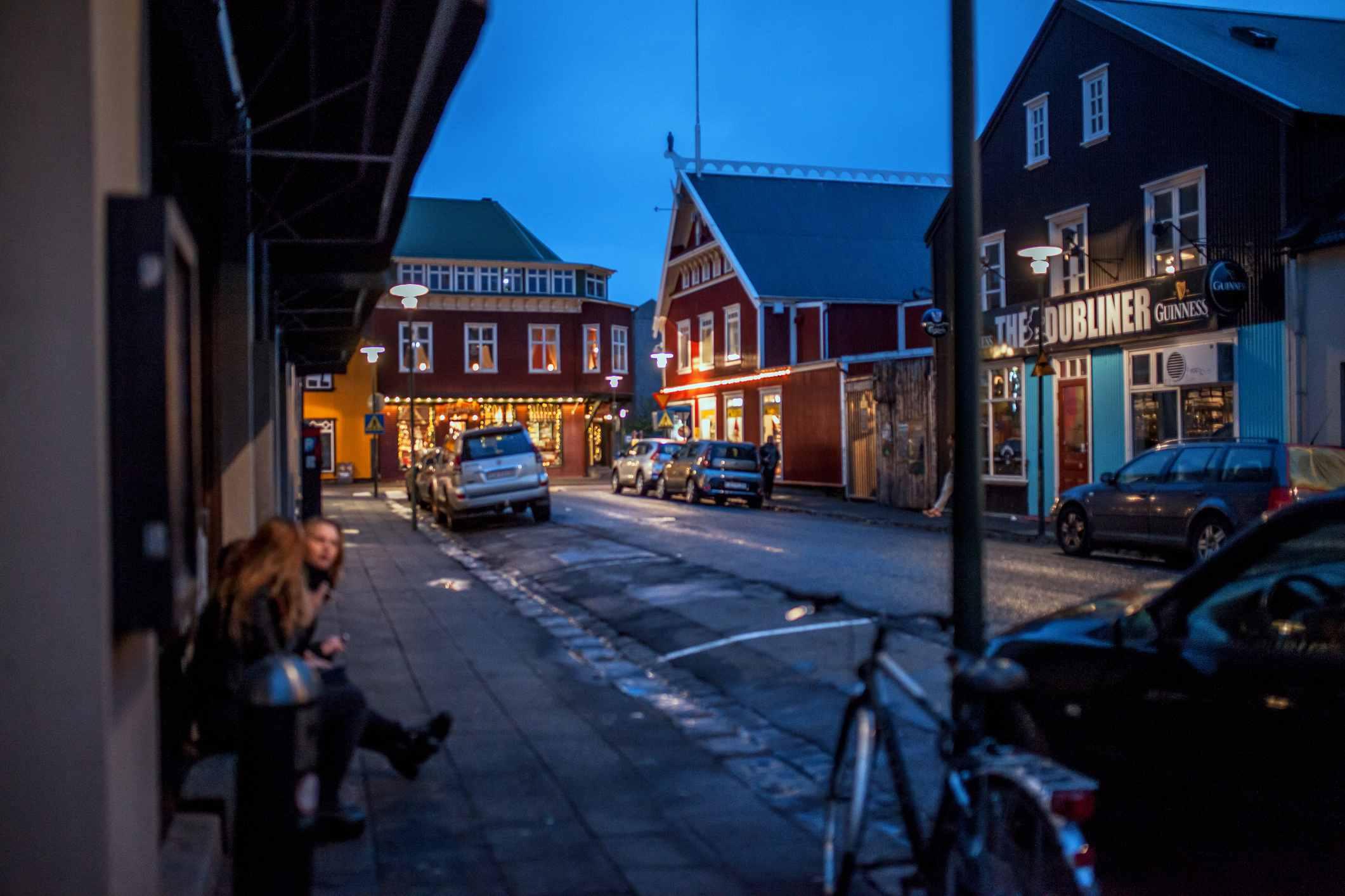 reykjavik nightlife