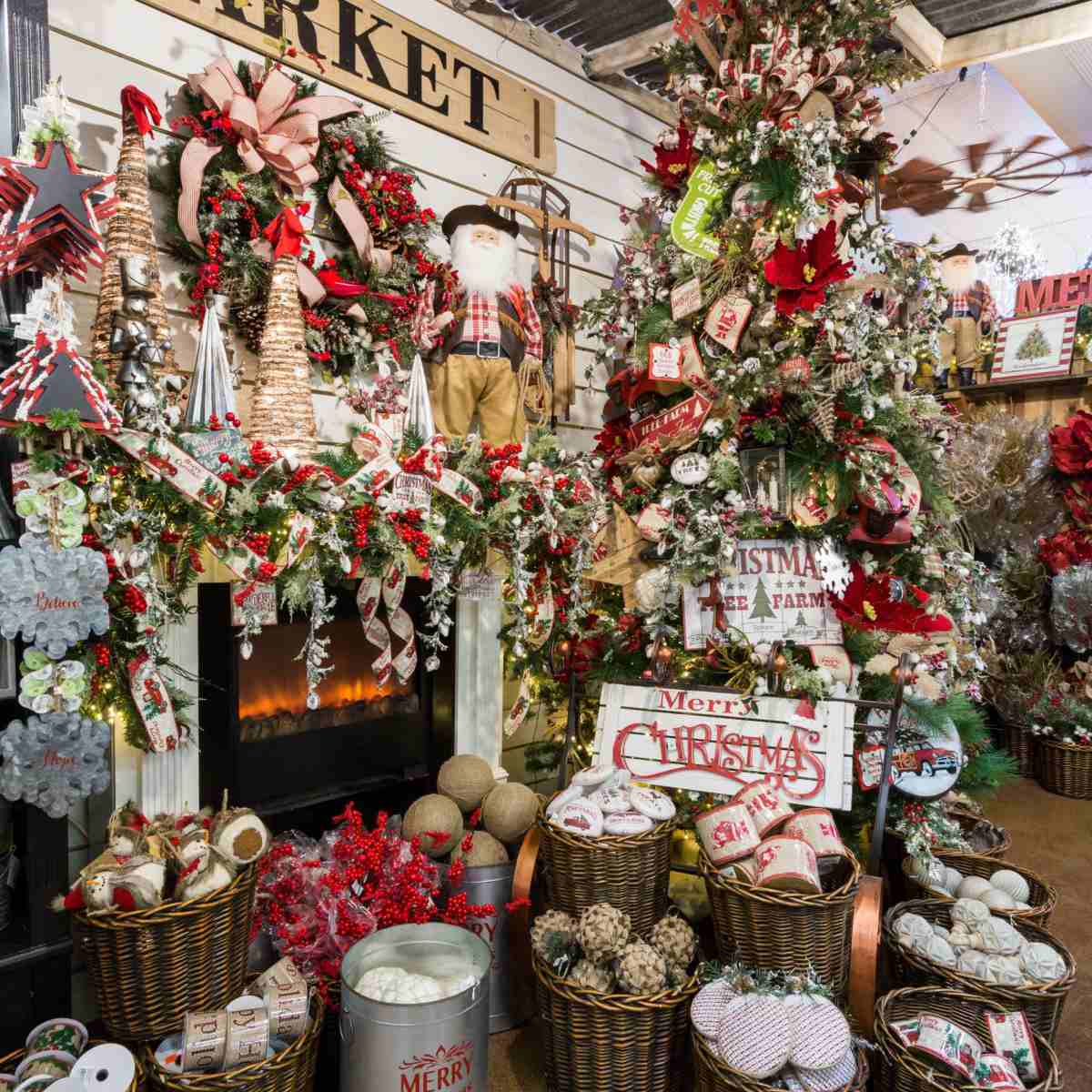 Holiday Decor Ideas Christmas: Best Holiday Decor Stores Near Dallas-Fort Worth