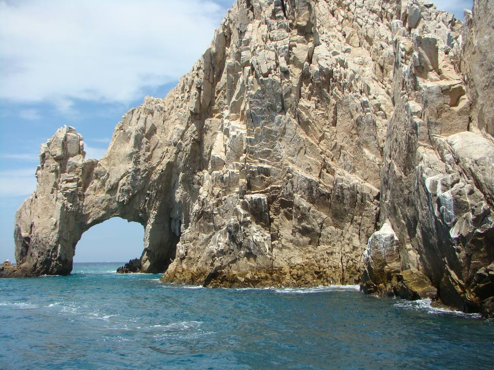 The famous arch is an iconic landmark in Cabo San Lucas, Mexico.
