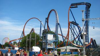 Theme Parks with the Most Roller Coasters