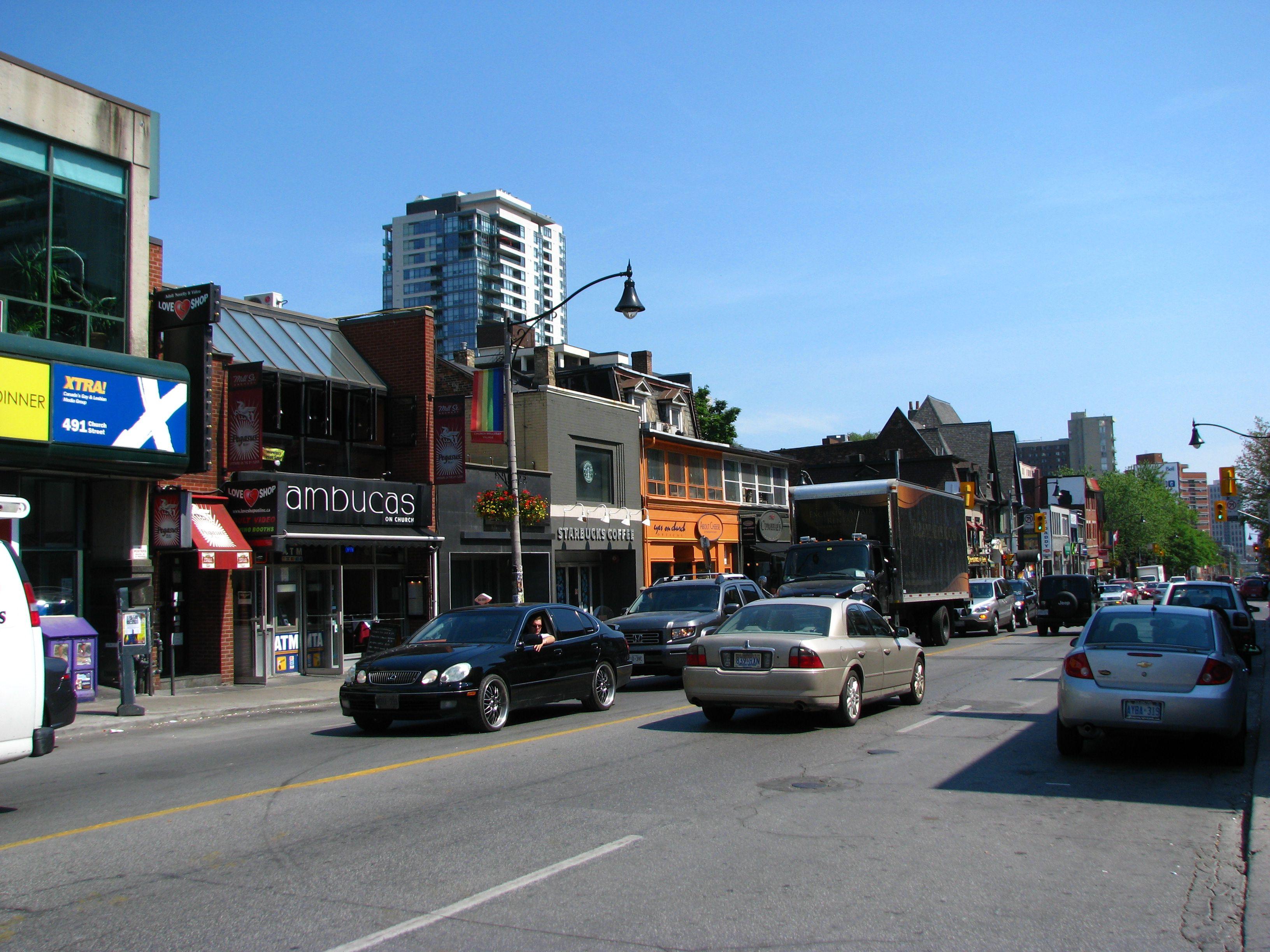 Toronto Gay Guideop Attractions in Toronto, Canada