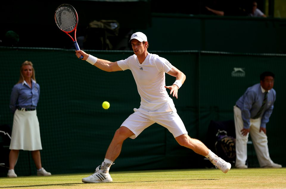 Andy Murray, Wimbledon 2013