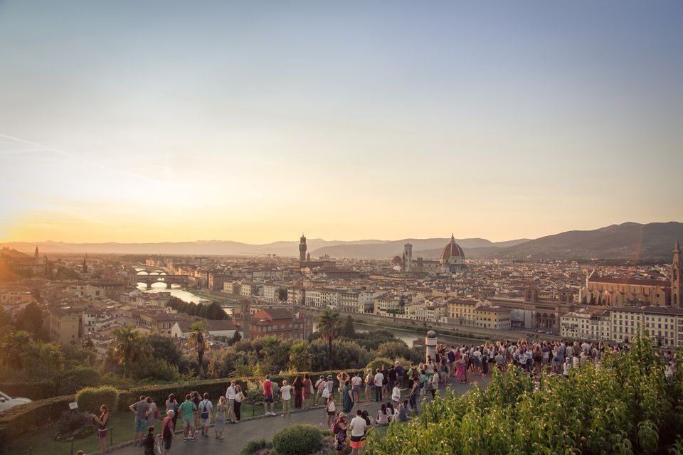The Top 5 Things To Do Near Piazzale Michelangelo Florence