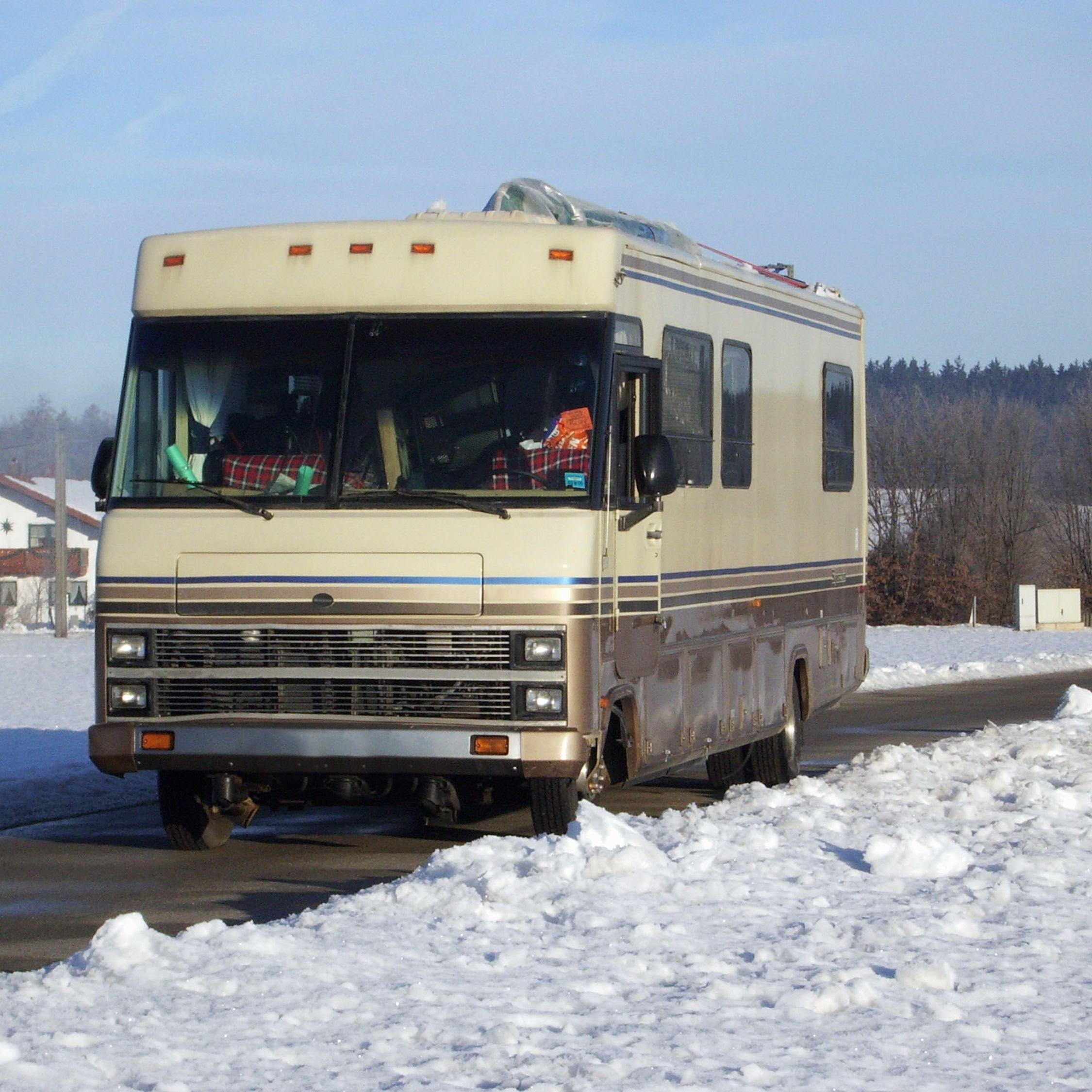 How to Store Your RV for the Winter